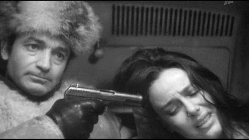Схватка в пурге 1977, СССР, криминальная драма