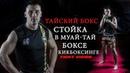 Стойка в муай-тай, боксе и кикбоксинге | Александр Панов