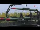 Развертывание сил ПВО в рамках учений Восток 2018