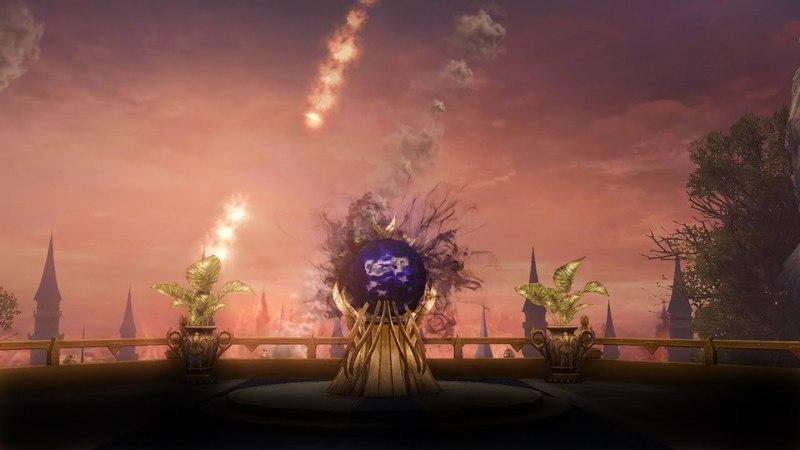 Вселенная Aion Istar dungeon