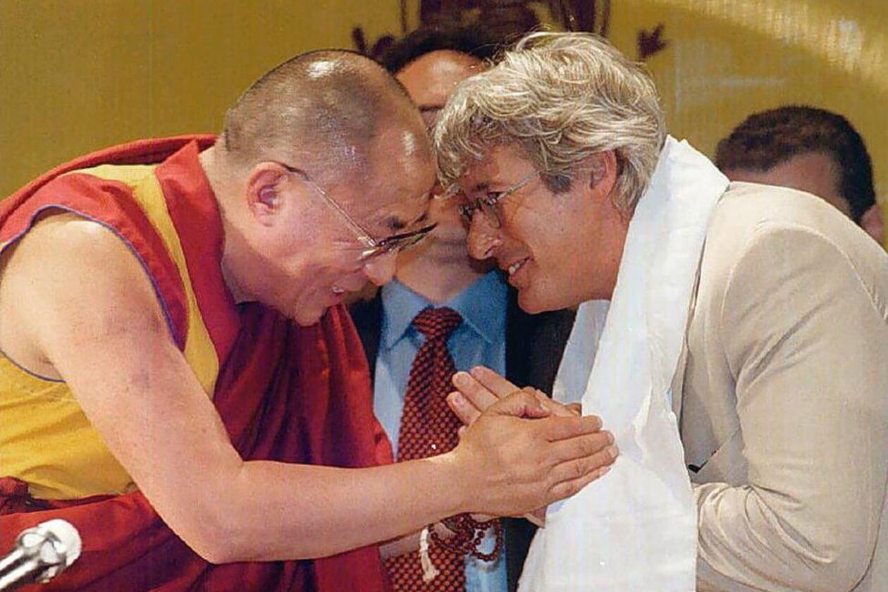 Что такое медитация — Ричард Гир, Далай Лама