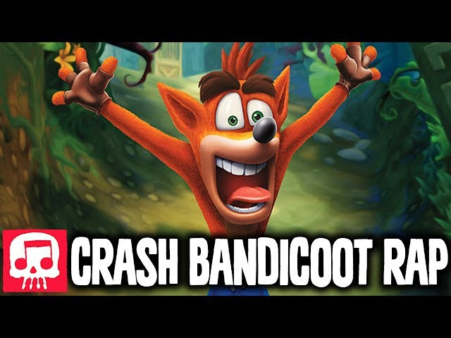 CRASH BANDICOOT RAP by JT Music - The Ooda-Booga Boogie