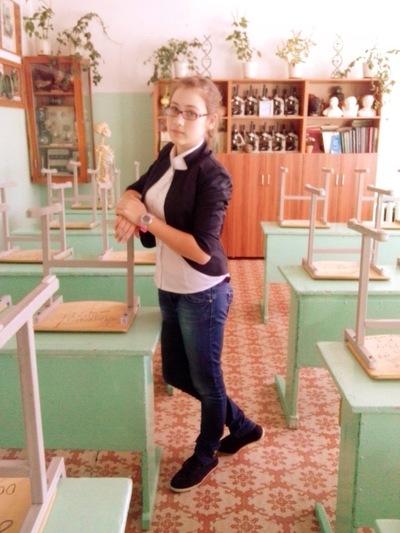 Екатерина Золотарёва, 4 июля 1997, Киров, id150746447