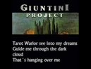 Giuntini Project III - Tarot Warrior w lyrics
