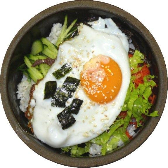 Блюда ресторана рис