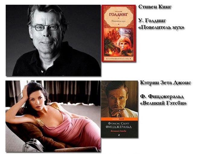 Последний пост на сегодня: Любимые книги самых известных людей.