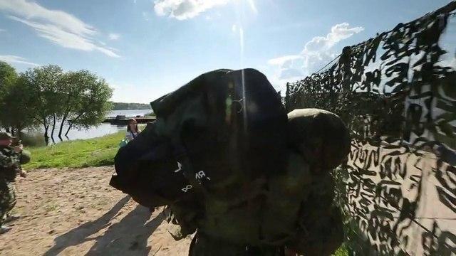 Новости на «Россия 24» • Операция Шторм. День первый