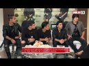 Entrevista con los miembros del grupo musical CNCO ¦ Mundo HOLA