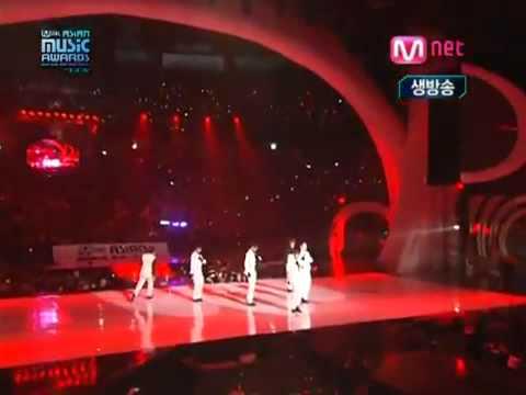 2PM - Heartbeat Again Again @ MAMA 2009 - YouTube.flv