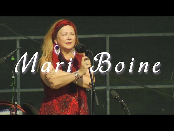 Мари Бойне Mari Boine - Vuoi vuoi mu (Keiservarden, Norway) (свободный смысловой перевод)