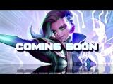 [ Overwatch One ] Сомбру тащим в мастера + Рейв музяка. Проведем вечер вместе - залетай.