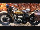 Мотоцикл HARLEY-DAVIDSON MODEL R, 1935 года
