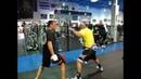 Thiago Pitbull Alves VertiMax MMA Interval Training