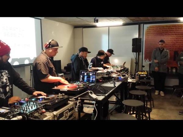 Spark Lab Scratch Session Jam