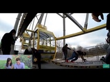 Установлен новый рекорд России. Михаил Савин и Артём Белоусов сдвинули колесо обозрения