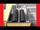 Самодельный солнечный бойлер гор.воды для дома или дачи
