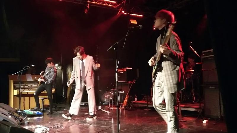 [사우스클럽]South Club - Blues Of A @Gloria, Helsinki (FINLAND) 팬캠