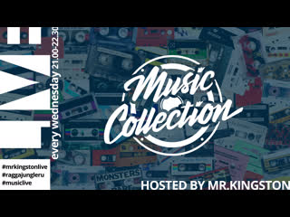 Mr.Kingston live mix   Music Collection   24/04/2019  