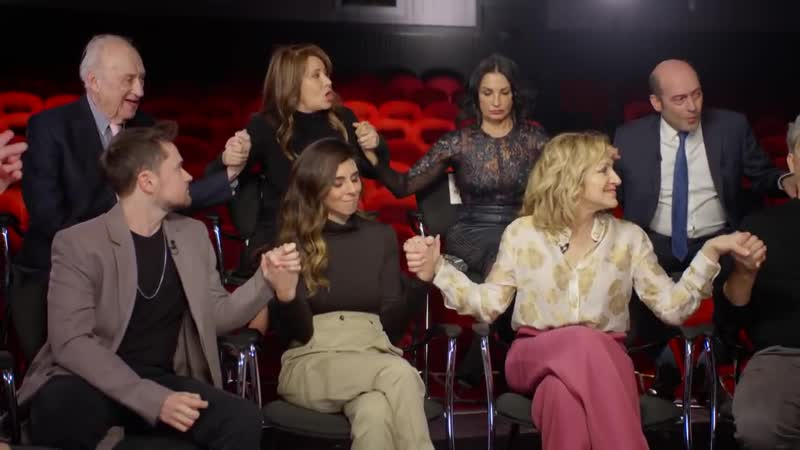 'The Sopranos' Cast Reunites For 20th Anniversary: Full Interview (10 January 2019)