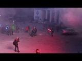 Berkut Wars: Revenge of the Maidan. Доблестные джедаи против злобных ситхов беркута