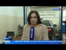 Вести Москва Пора переобуться в автосервисы выстраиваются огромные очереди