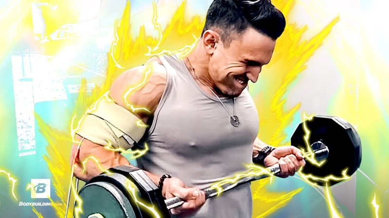 Abel Albonetti's Arm-Busting NeuFit Superset Workout w/ Commentary