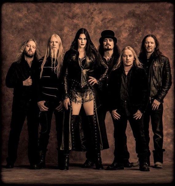 Nightwish в новом составе