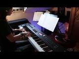 Radiohead - Karma Police - piano cover