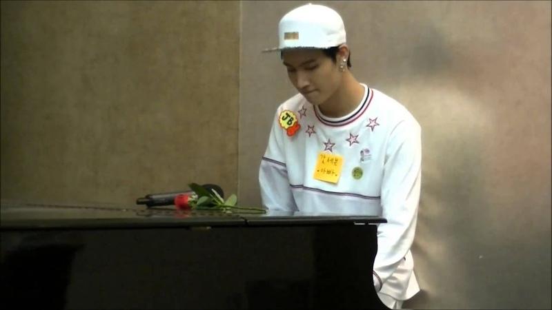 140713 GOT7 Fansign at Mokdong Ending JB