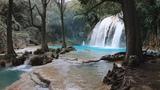 Cascadas El Chiflon, Chiapas