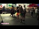 Picking Up Lesbians at Gay Pride Parade