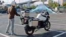 BMW Autonomous Bike – DEMONSTRATION