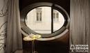 Очень интересное решение - расположить на подоконниках огромных окон удобные кушетки с мяг…