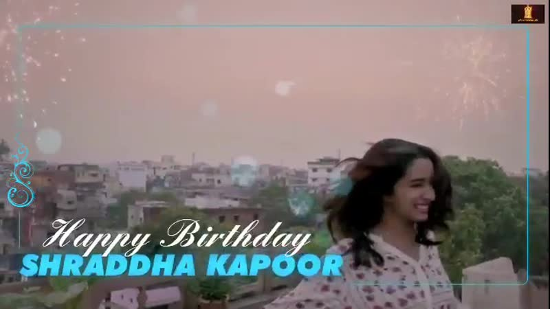 With mesmerising beauty and charm, she makes every role her own! Heres wishing @ShraddhaKapoor a very happy birthday! - - HappyB