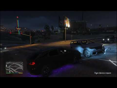 Grant Theft Auto V11-Бешеные Водители Лос Сантоса!