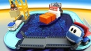 Машинки для детей — мультик с игрушками. Грузовичок Лева развивающее видео. Учим предметы