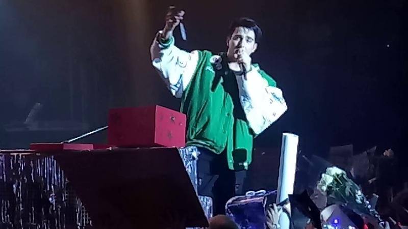 Концерт MELOVIN Киев 13.12.2018 (3)