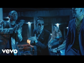 Премьера клипа! Marc Anthony ft. Will Smith feat. Bad Bunny - Está Rico (Esta)