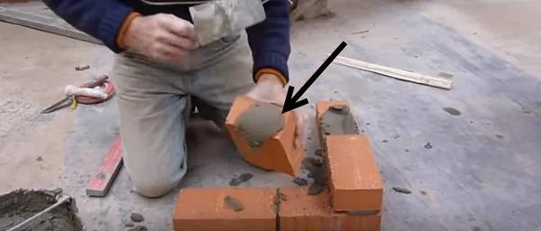 Ошибка при кладке кирпичных углов: решение