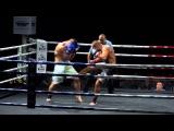Maksim Võrovski (First Fighting Club) vs Andrei Manzolo (EAK) fight at Xplosion Estonia 14 Sept 2013