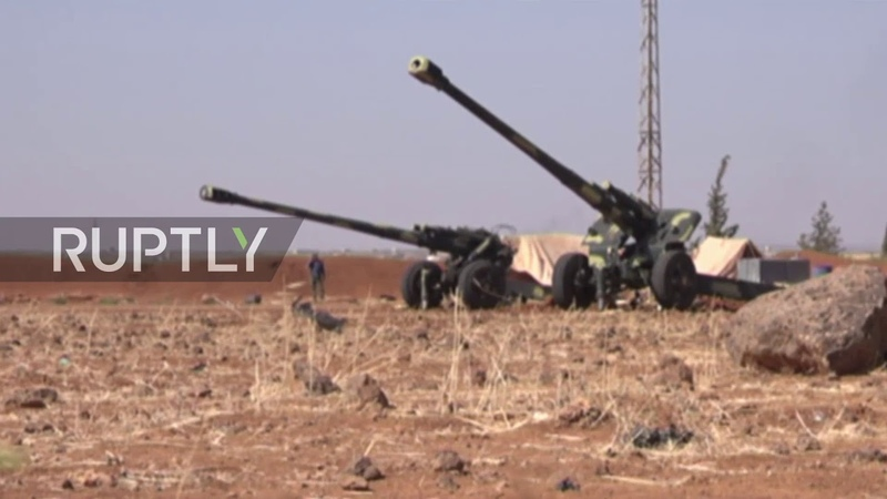 Syria: SAA captures Al-Mseifraa as gov. forces push into Daraa