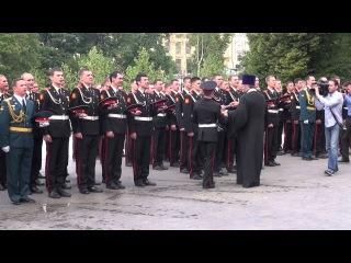 Выпуск Московского военно-музыкального училища