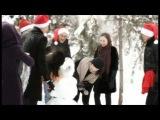 Новогодний клип телеканала КТК