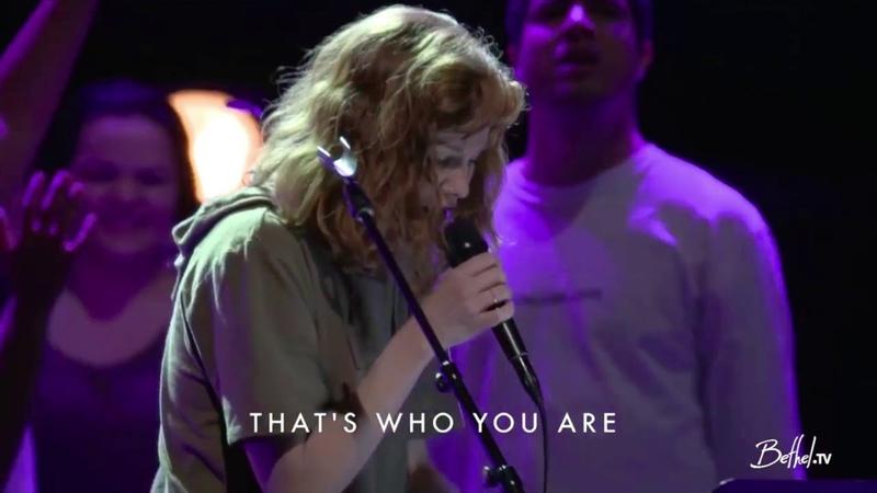 P E A C E (w/ Spontaneous)   Steffany Gretzinger   Live at Bethel 2018