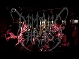 Demonic Christ Live Cathedral Of The Black Goat 3 sony cam