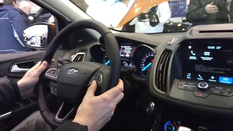 Интерьер Форд Куга 2017 модельного года 1.5 EcoBoost AWD Titanium Plus