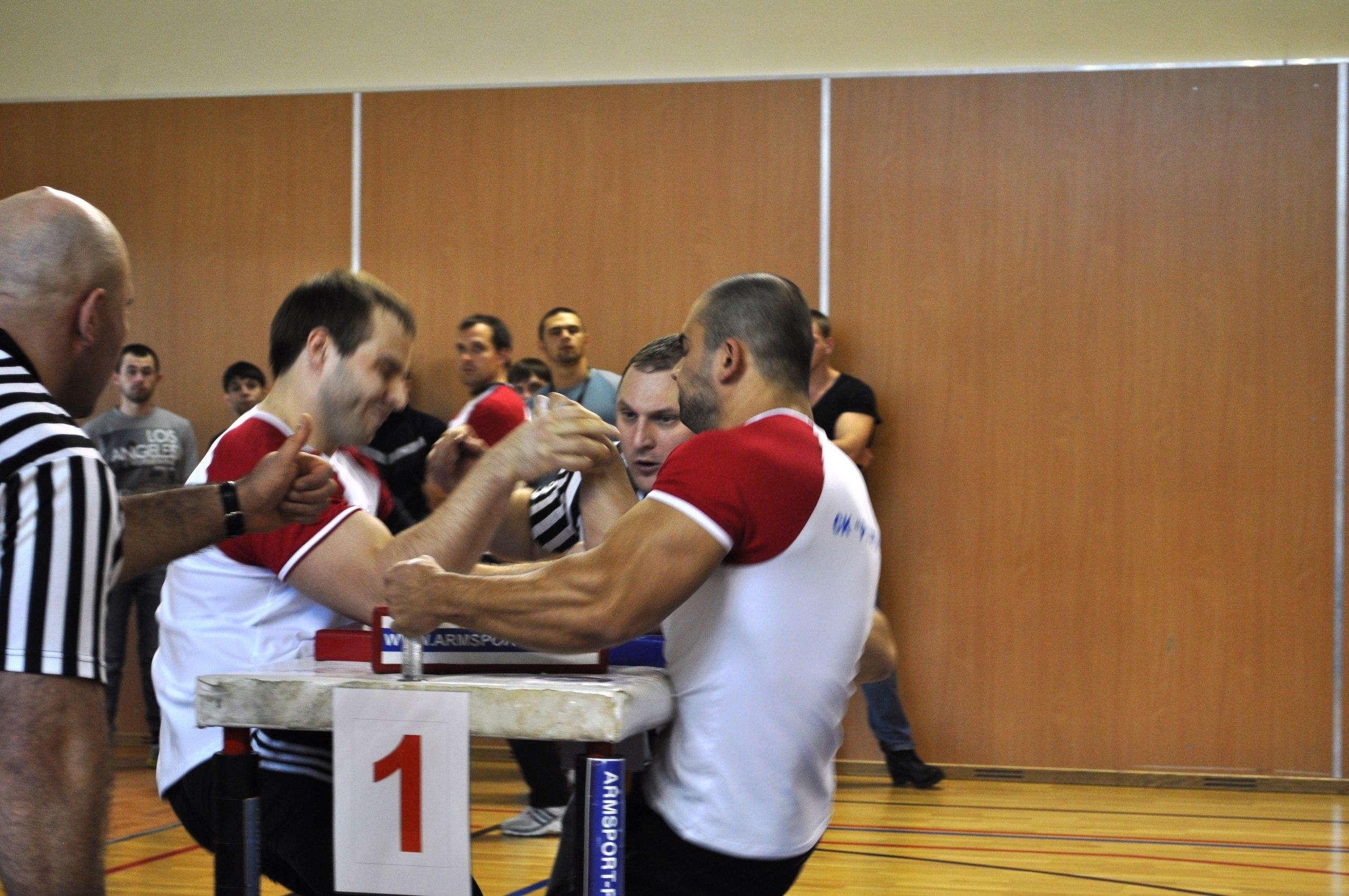 Ivan Matyushenko vs. Arsen Liliev │ Moscow Armwrestling Championship 2012 │14 – 15 December 2012