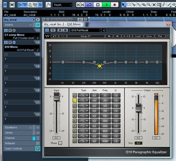 Программа записи музыки в домашних условиях