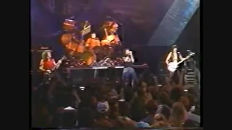 Ronnie James Dio Man On The Silver Mtn (Rock Palace) 1983