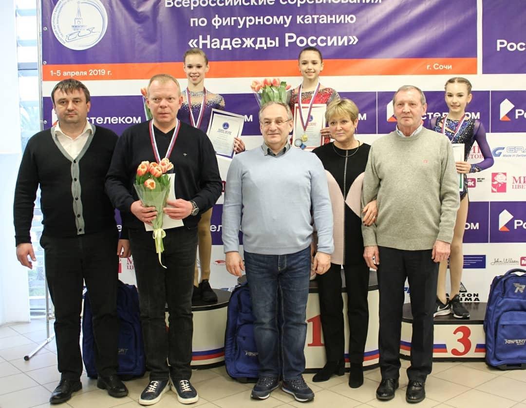 Российские соревнования сезона 2018-2019 (общая) - Страница 19 CR9NFRPqmOE